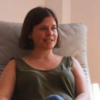Laura Muñoz, psicóloga.Terapeuta gestalt y corporal